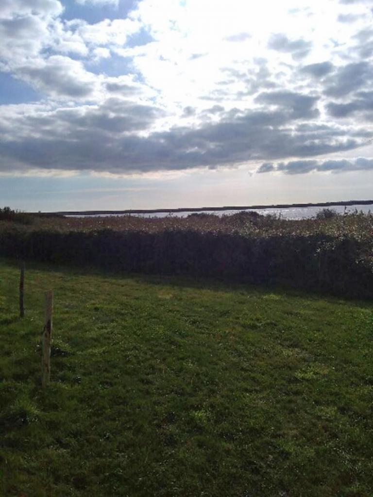 Piste privée 2kms bien encadrée au bord petite mer de Gâvres